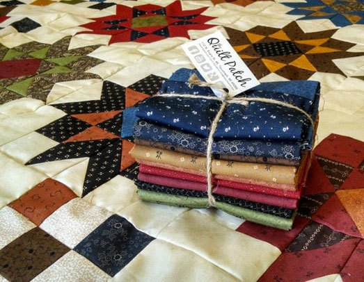 Fabric, Kits, Samples